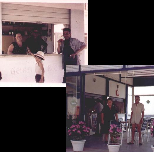 Bagno Pomposa 1970
