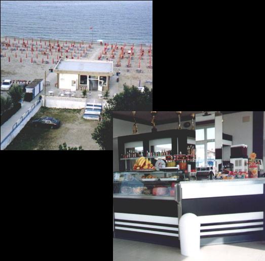 Bagno Pomposa 1990 Spiaggia