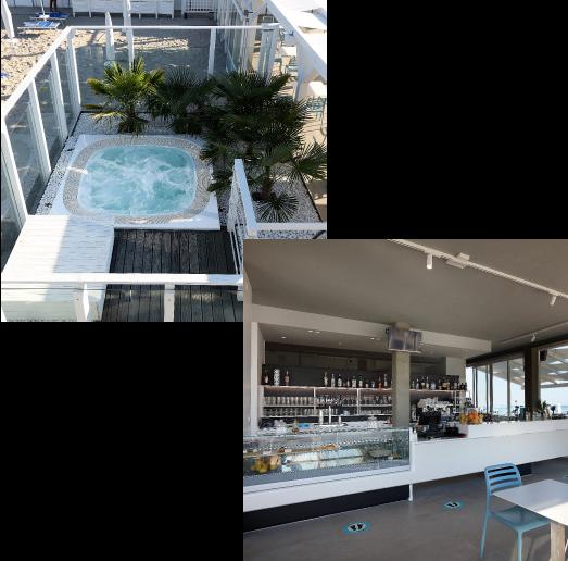 Bagno Pomposa 2020 Aperitivo Spiaggia Jacuzzi